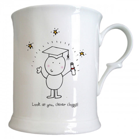 Personalised Graduation Half Pint Tankard