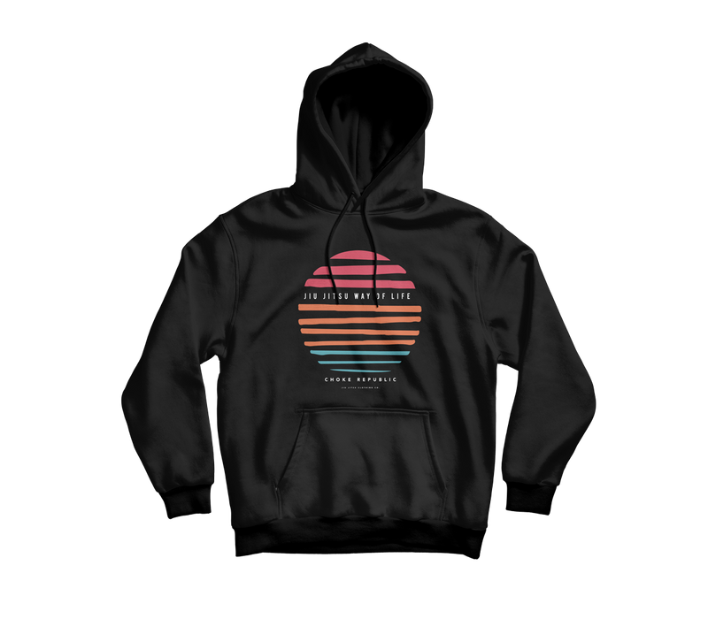 Way of Life V2 Womens Hoodie