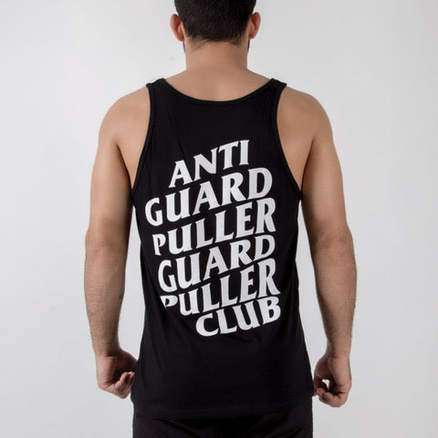 Choke Republic Social Club Tank Back Facing