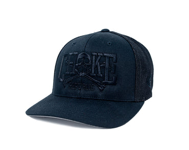 Bones Flexfit Trucker Hat