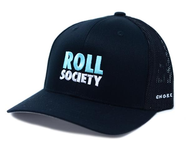 Roll Society Flexfit Trucker