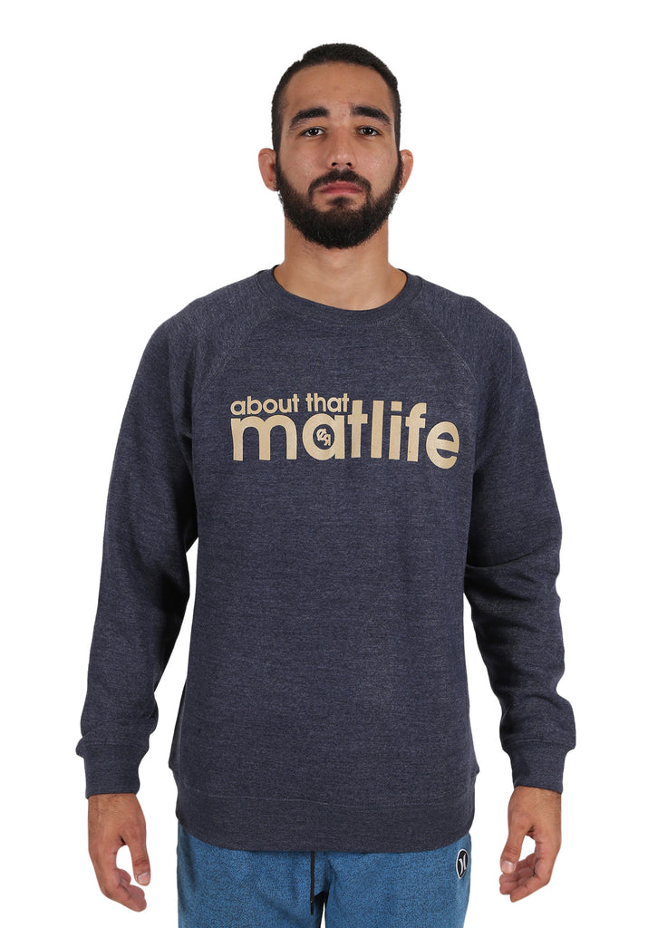 About that Matlife Sweatshirt