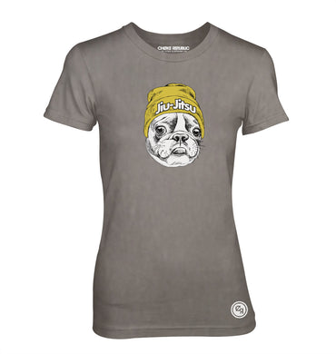 Jiu Jitsu Frenchie Womens