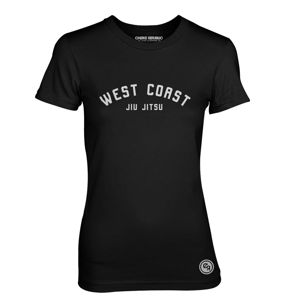 West Coast Jiu Jitsu V2 Womens