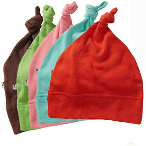 O Soy Organic Baby Knot Hats by Baby Soy