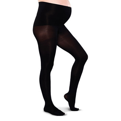 Preggers Maternity Compression Tights - Footed
