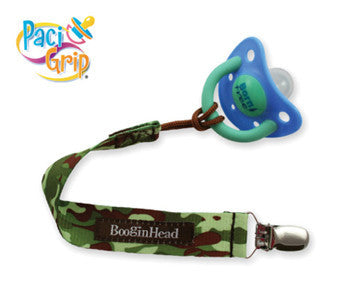 Paci Grip - BooginHead Universal Pacifier Clip Leash