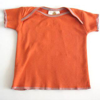 Speesees Short Sleeve Tee in Pumpkin