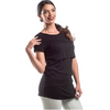Tiered Nursing Top Breastfeeding Tee Shirt