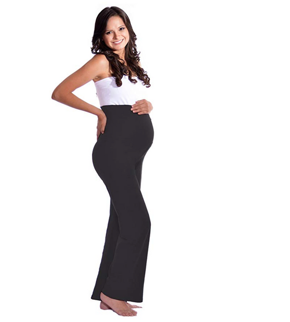 "Maternity Yoga Pants for Tall Women (if your height is 5'11"" and over) FEBRUARY SALE"