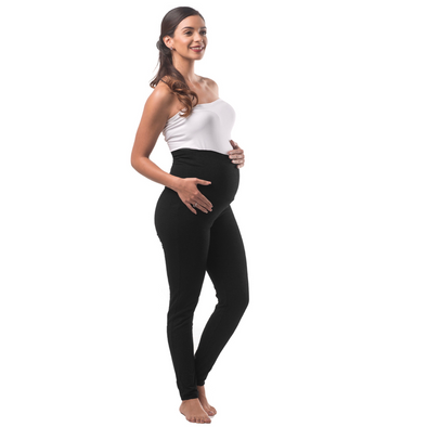 Maternity Yoga Leggings for Tall Women (If Your Height is 5'11 and Over)