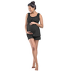 Maternity Nursing Pajamas Tank Top and Shorts PJ's Set
