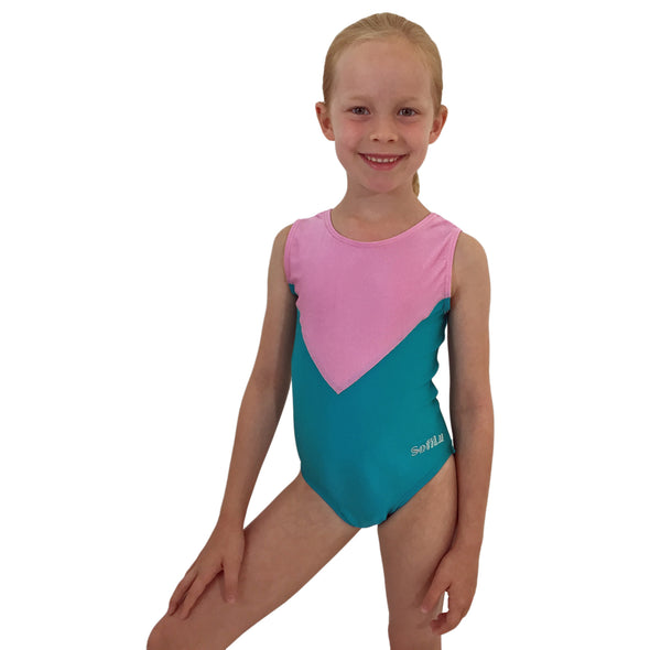 Smart Stretch Girl Gymnastics Leotard - Acro