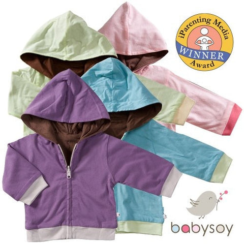 Baby Soy Year Round Reversible Hoodie