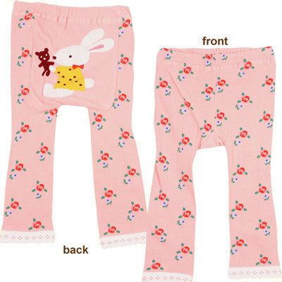 Japanese Baby Leggings - Bunny Rabbit