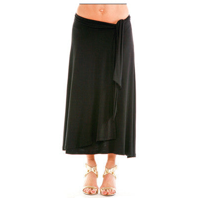 Maternity Skirt - Made in USA --FINAL CLEARANCE