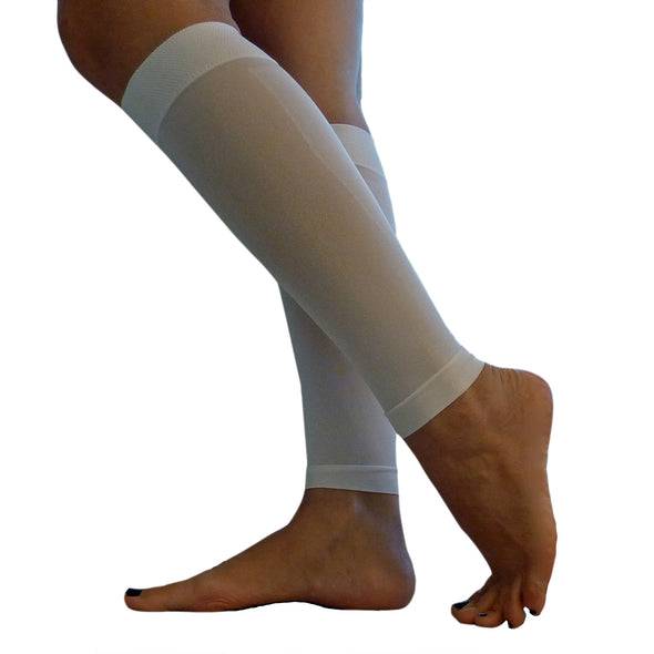 Maternity Compression Leg Sleeves Better Circulation Less Swelling - Made in USA