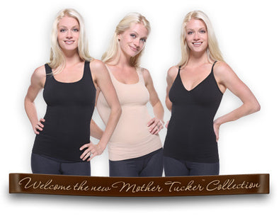 Mother Tucker™ Compression Tank by Belly Bandit - FREE SHIPPING