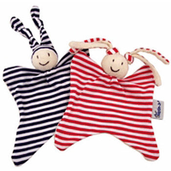 "Organic Cotton Toy Comforter / Lovey (13"")"