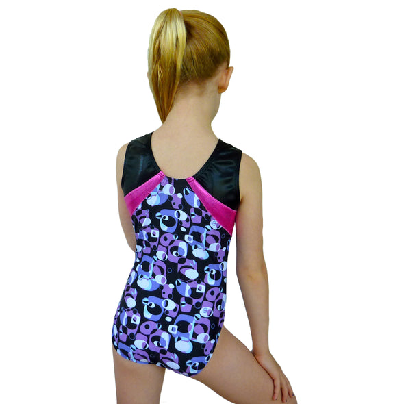 Smart Stretch Girl Gymnastics Leotard - Allegro