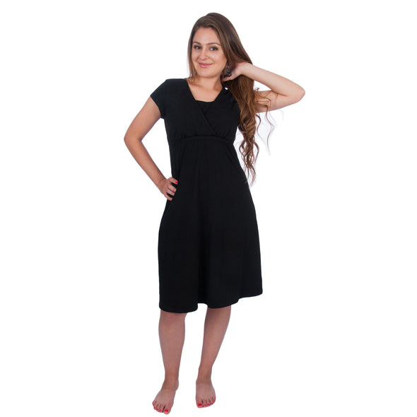Sophie Nursing Nightgown/Sleepwear Dress - Made in USA CLEARANCE