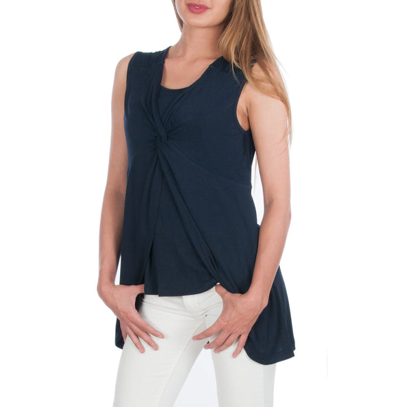 Twisted Nursing Top