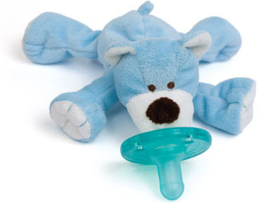 Wubbanub Blue Bear CLEARANCE
