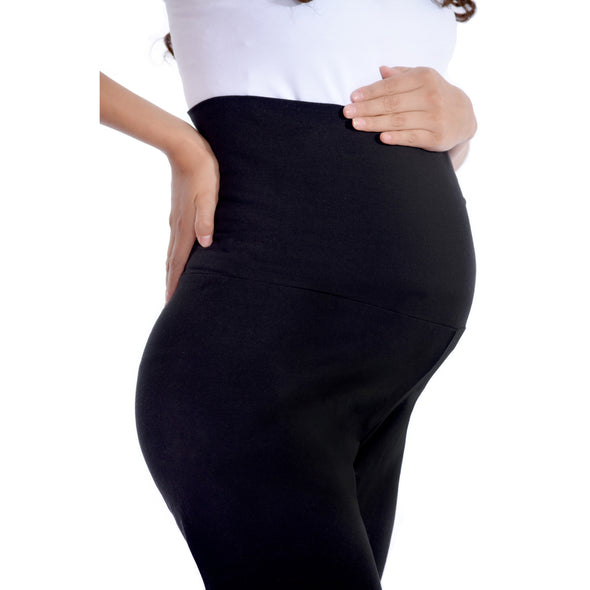 "Maternity Yoga Pants for Tall Women (if your height is 5'9"" and over)"