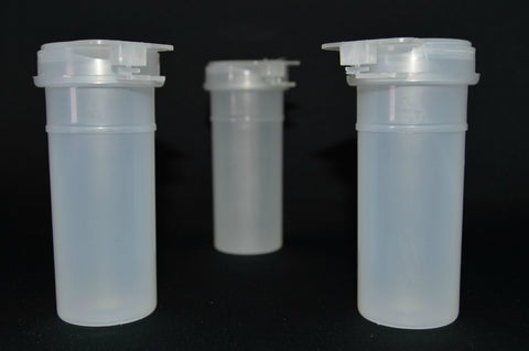 90ml (3oz) Tall Tamper Evident Containers, 100/Case