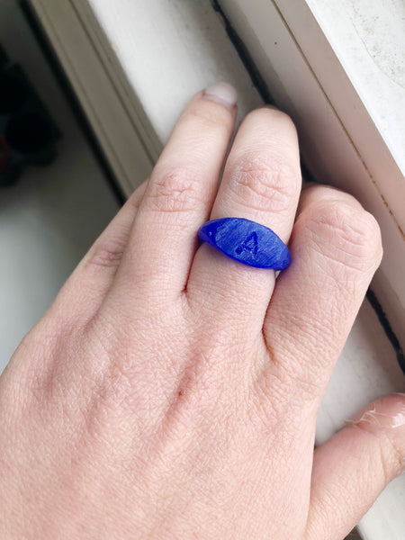 Ring Carving Workshop | SAT 7.27 | Logan Square, Chicago