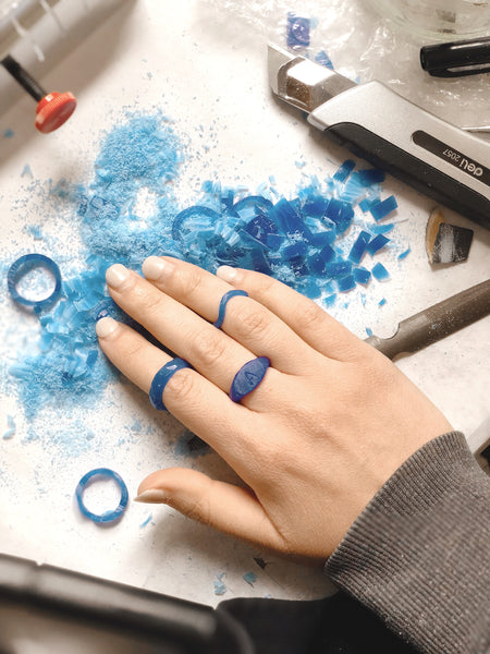 Ring Carving Workshop | THURS 8.22 | Logan Square, Chicago