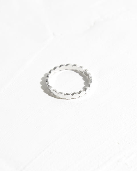 Circles Stacking Ring