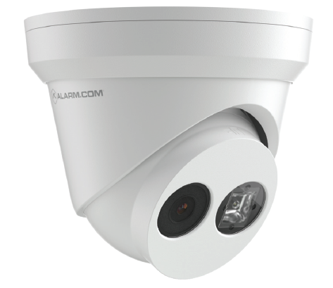 Indoor/Outdoor 1080p PoE Turret Camera with 2.8mm lens, without adapter (ADC-VC836)