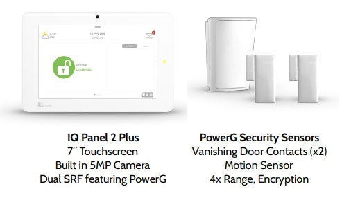 Smart Home Security Starter Kit
