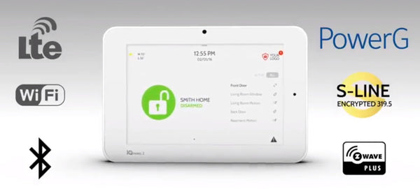 Smart Home Security Starter Kit+
