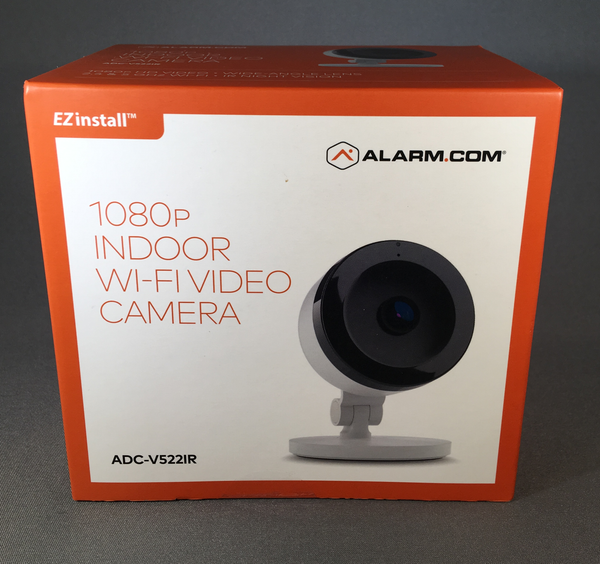 EZinstall 1080p Indoor Wi-Fi Video Camera