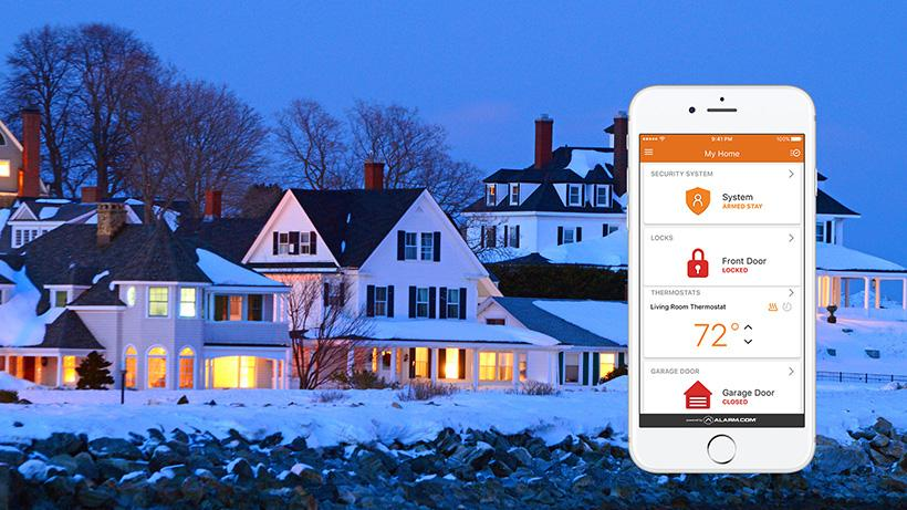 Smart Home Security & Automation
