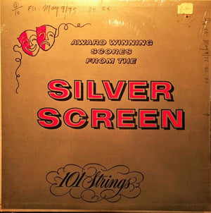 101 Strings - Award Winning Scores From The Silver Screen (LP, Album, Used)Used Records