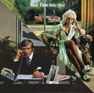 10cc - How Dare You! (180 gram, Remastered)Vinyl