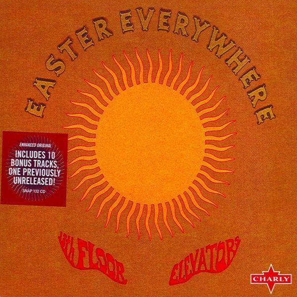 13th Floor Elevators, The - Easter Everywhere (2LP, Reissue, Mono/Stereo)Vinyl
