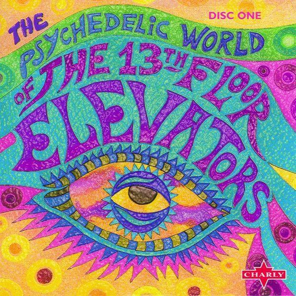 13th Floor Elevators, The - The Psychedelic Sounds Of The 13th Floor Elevators (2LP, 180 gram, Reissue, Stereo)Vinyl