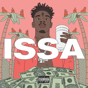 21 Savage - Issa Album (2LP)Vinyl
