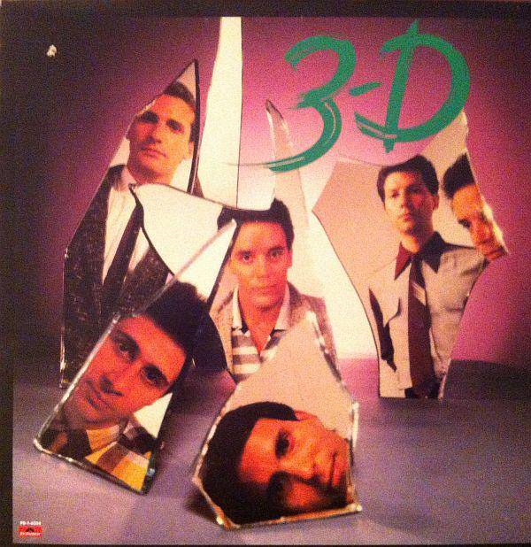 3-D - 3-D (LP, Album, Used)Used Records