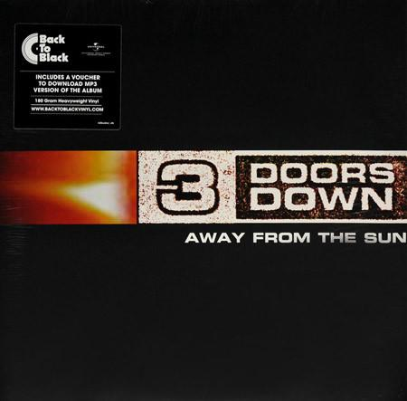 3 Doors Down - Away From The Sun (2LP, Reissue)Vinyl