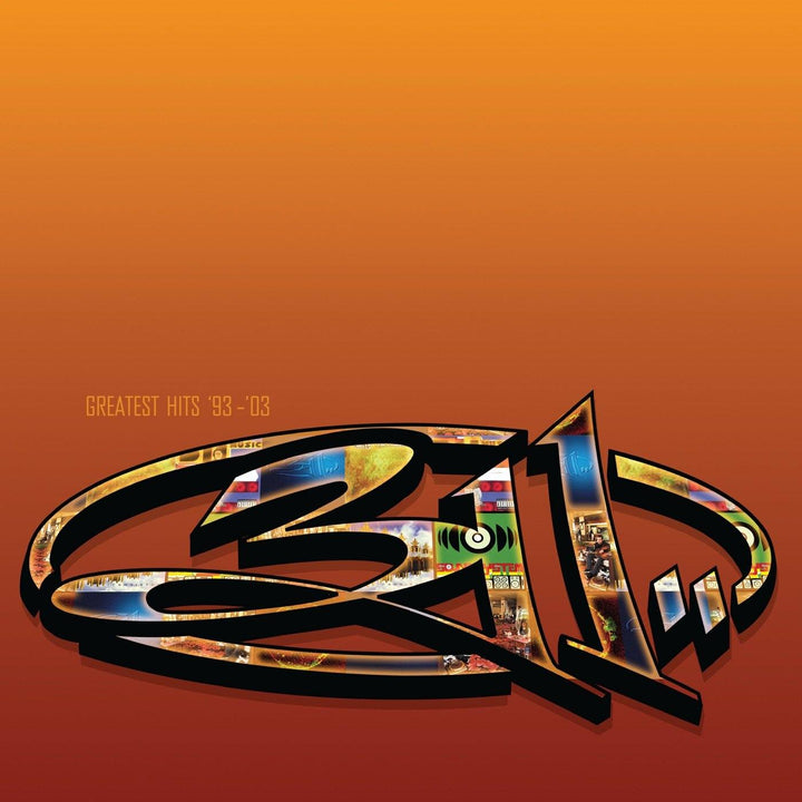 311 - Greatest Hits '93 - '03 (2LP, Reissue)Vinyl