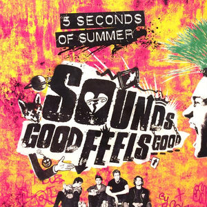 5 Seconds Of Summer - Sounds Good Feels GoodVinyl