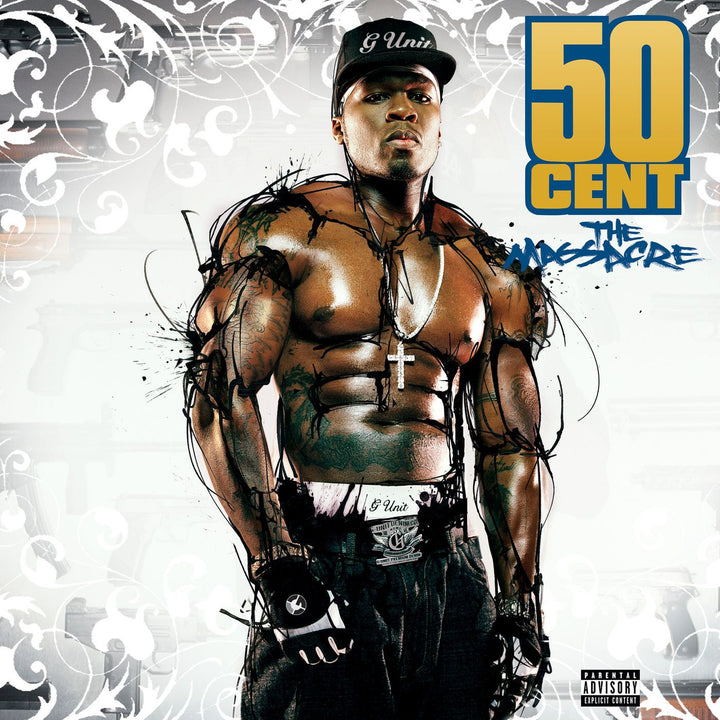 50 Cent - The Massacre (2LP, Reissue)Vinyl