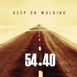 54.40 - Keep On WalkingVinyl
