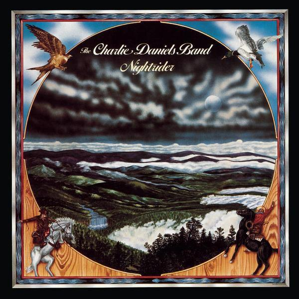 The Charlie Daniels Band - Nightrider (LP, Album, Used) - Used Records - Epic at Funky Moose Records
