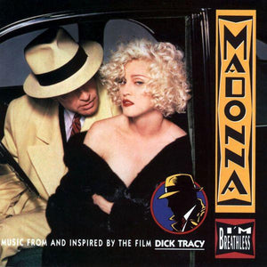 Madonna - I'm Breathless - Music From And Inspired By The Film Dick Tracy (LP, Album, Used) - Used Records - Sire at Funky Moose Records